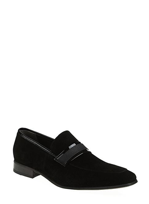 Baqietto %100 Deri Klasik Ayakkabı Siyah